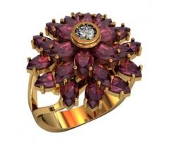 Перстень женский, ручная работа артикул: 210110
