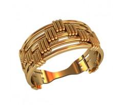 Женское кольцо индивидуальной обработки артикул: 210120