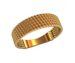 Женское кольцо индивидуальной обработки артикул: 210150