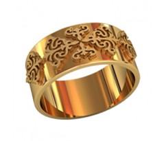 Перстень женский, ручная работа артикул: 210170