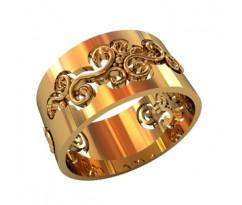 Перстень женский, ручная работа артикул: 210180