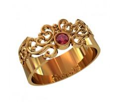 Перстень женский, ручная работа артикул: 210570