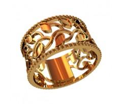 Перстень женский, ручная работа артикул: 210610