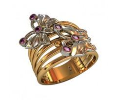 Перстень женский, ручная работа артикул: 210620