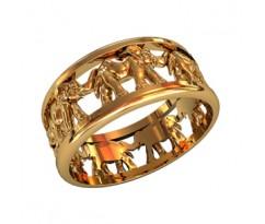 Перстень женский, ручная работа артикул: 210640