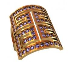 Перстень женский, ручная работа артикул: 210650