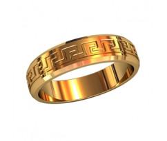 Мужское эксклюзивное кольцо артикул: 000020M