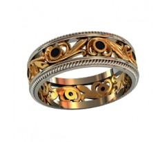 Эксклюзивное мужское кольцо art: 000120