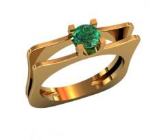 Эксклюзивное кольцо женское, ручная работа art: 000280