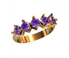 Эксклюзивное кольцо женское, ручная работа art: 000290