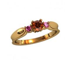 Эксклюзивное кольцо женское, ручная работа art: 000310