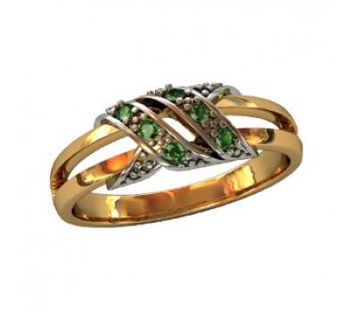 Эксклюзивное кольцо женское, ручная работа art: 000320