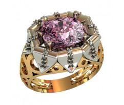 Перстень женский, ручная работа art: 001740