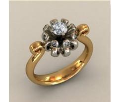 Женское кольцо артикул: К1719