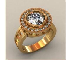 Кольцо для мужчин качественной, ручная работа артикул: КП-1728