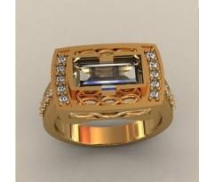 Кольцо для мужчин качественной, ручная работа артикул: КП-1731