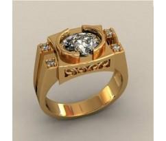 Кольцо для мужчин качественной, ручная работа артикул: КП-1735