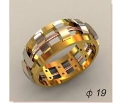 Кольцо для мужчин качественной, ручная работа артикул: КП-1857