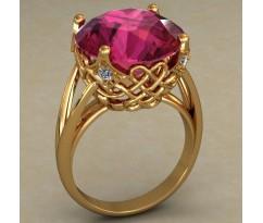 Кольцо женское ручной авторской работы артикул: КН-666
