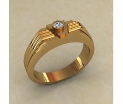 Кольцо для мужчин качественной, ручная работа артикул: КМ-845