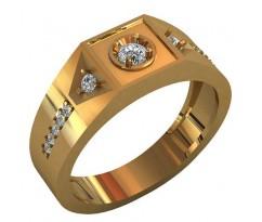 Кольцо для мужчин качественной, ручная работа артикул: 1024