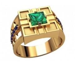 Мужское кольцо артикул: 3219