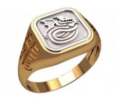 Мужское кольцо артикул: 3221