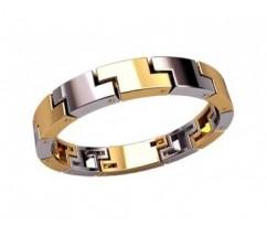 Мужское кольцо артикул: 3223