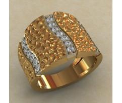 Перстень женский, ручная работа артикул: КЕ-859