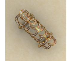 Перстень женский, ручная работа артикул: КЕ-861