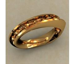 Мужское кольцо артикул: 0486