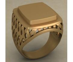 Мужское кольцо артикул: 0487