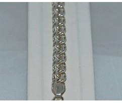 Серебрянный браслет артикул: 60031
