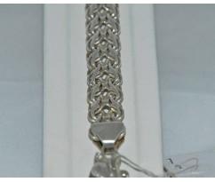 Серебрянный браслет артикул: 60071
