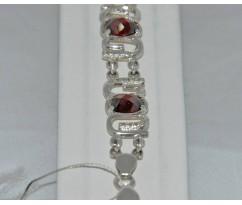 Серебрянный браслет артикул: 60081