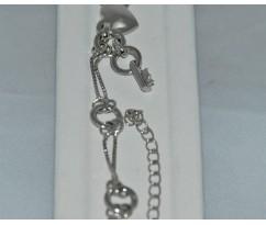 Серебрянный браслет артикул: 60101