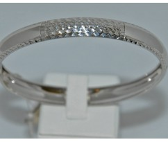 Серебрянный браслет артикул: 60111