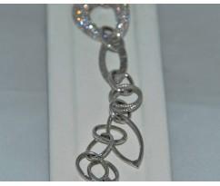 Серебрянный браслет артикул: 60121