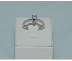 Серебрянное женское кольцо артикул: 60241