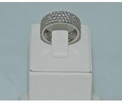 Серебрянное женское кольцо артикул: 60281