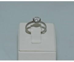 Серебрянное женское кольцо артикул: 60291