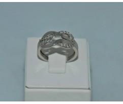 Серебрянное женское кольцо артикул: 60361