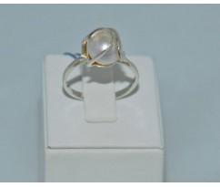 Серебрянное женское кольцо артикул: 60621