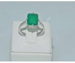 Серебрянное женское кольцо артикул: 60931
