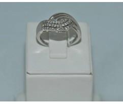 Серебрянное женское кольцо артикул: 60951