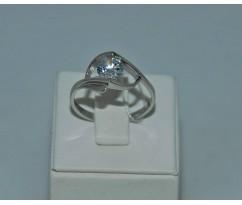 Серебрянное женское кольцо артикул: 61231