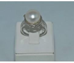 Серебрянное женское кольцо артикул: 62051