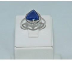 Серебрянное женское кольцо артикул: 62201