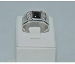 Серебрянное мужское кольцо артикул: 62391