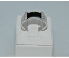 Серебрянное мужское кольцо артикул: 62441
